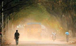 Chennai's air pollution alarmingly toxic: Study