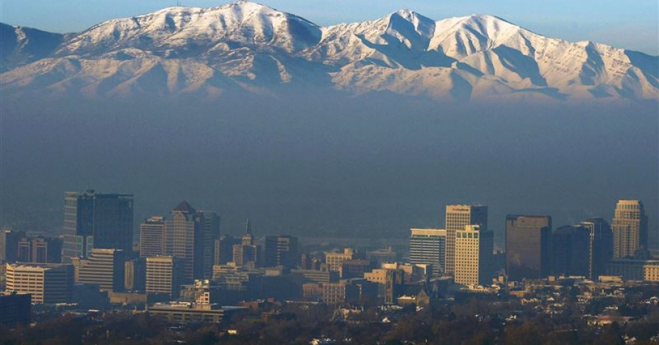 air quality in salt lake county Air quality is considered satisfactory, and air pollution poses little or no risk aqi: moderate (51 - 100) air quality is acceptable however, for some pollutants there may be a moderate health concern for a very small number of people who are unusually sensitive to air pollution.