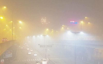 Chennai chokes on Deepavali, air pollution at hazardous levels