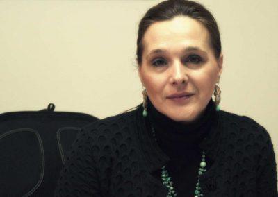 Maida Mulić PhD MD, director of Public Health Institute Tuzla