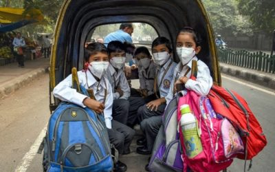 Unprecedented air pollution emergency hits Delhi